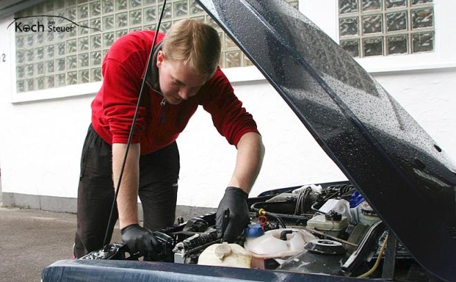 Aufbereitung für VW Passat 32B